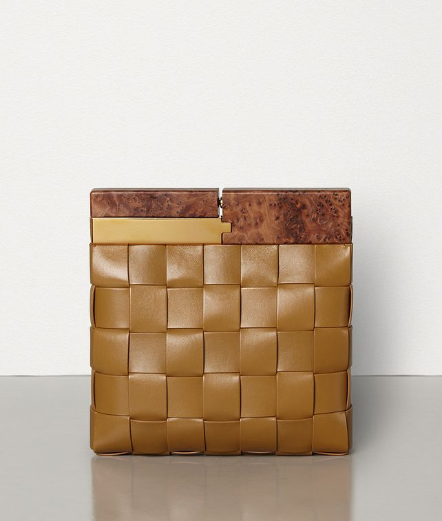 BOTTEGA VENETA BV Snap Clutch Woman fp