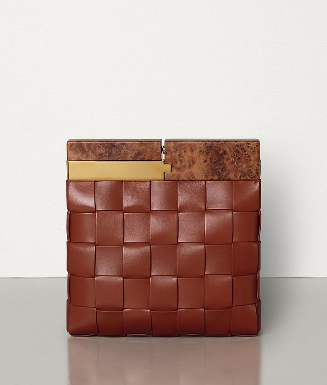 BOTTEGA VENETA BV Snap Clutch [*** pickupInStoreShippingNotGuaranteed_info ***] fp
