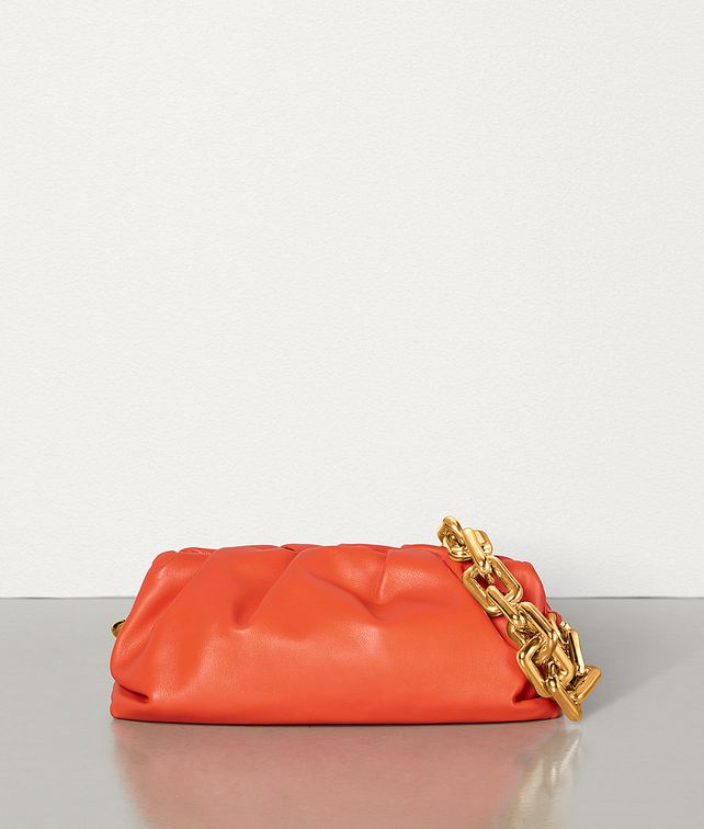 BOTTEGA VENETA The Chain Pouch Shoulder Bag Woman fp