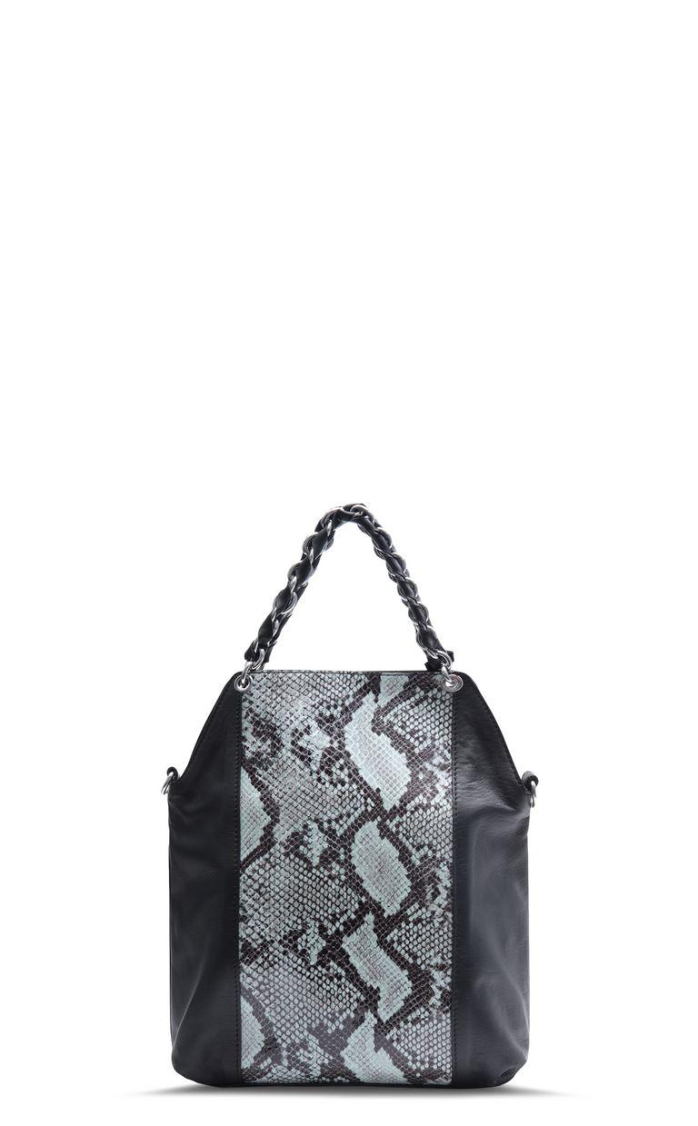 JUST CAVALLI Python-pattern shoulder bag Crossbody Bag Woman e