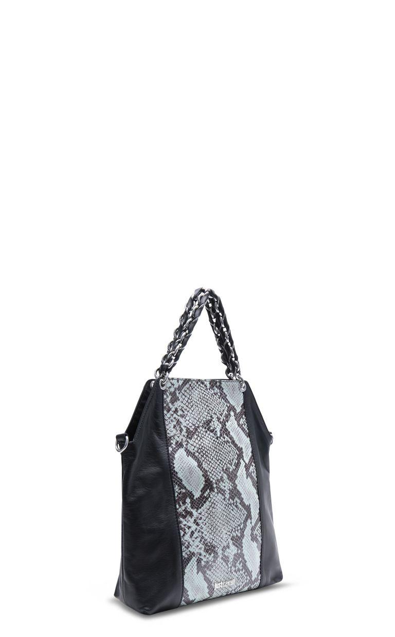 JUST CAVALLI Python-pattern shoulder bag Crossbody Bag Woman r