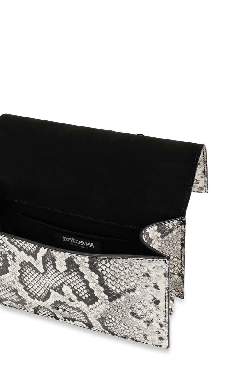 JUST CAVALLI Mini crossbody bag with STCA logo Crossbody Bag Woman a