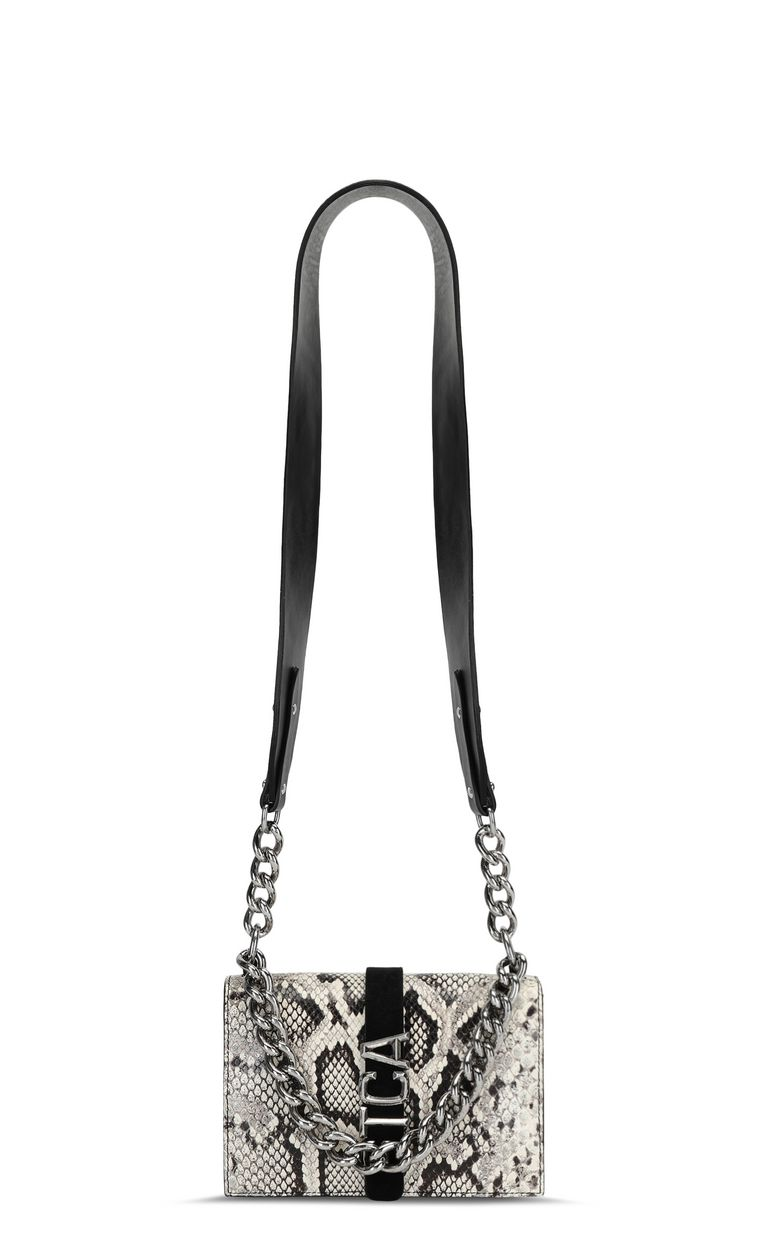 JUST CAVALLI Mini crossbody bag with STCA logo Crossbody Bag Woman f