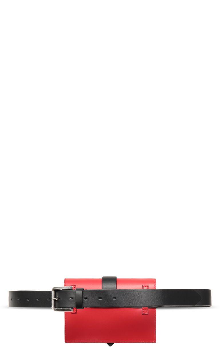 JUST CAVALLI Belt bag with STCA logo Crossbody Bag Woman e