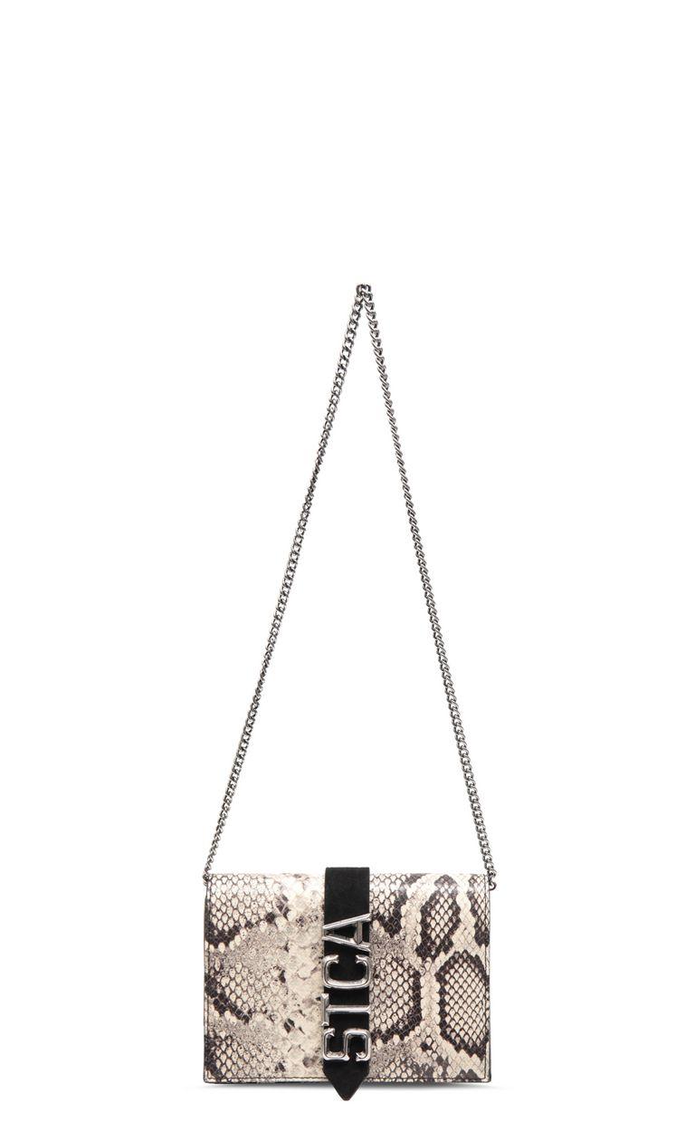 JUST CAVALLI Belt bag with STCA logo Crossbody Bag Woman r