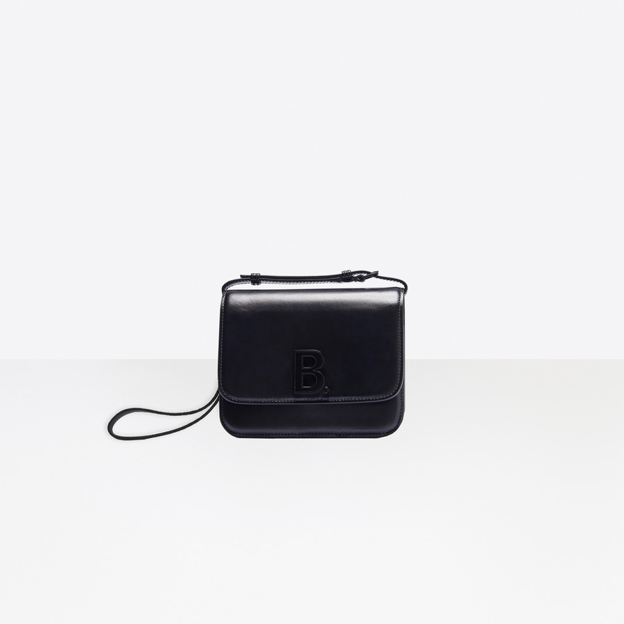 cielo Escoba niebla tóxica  B. Small Bag Black for Women | Balenciaga