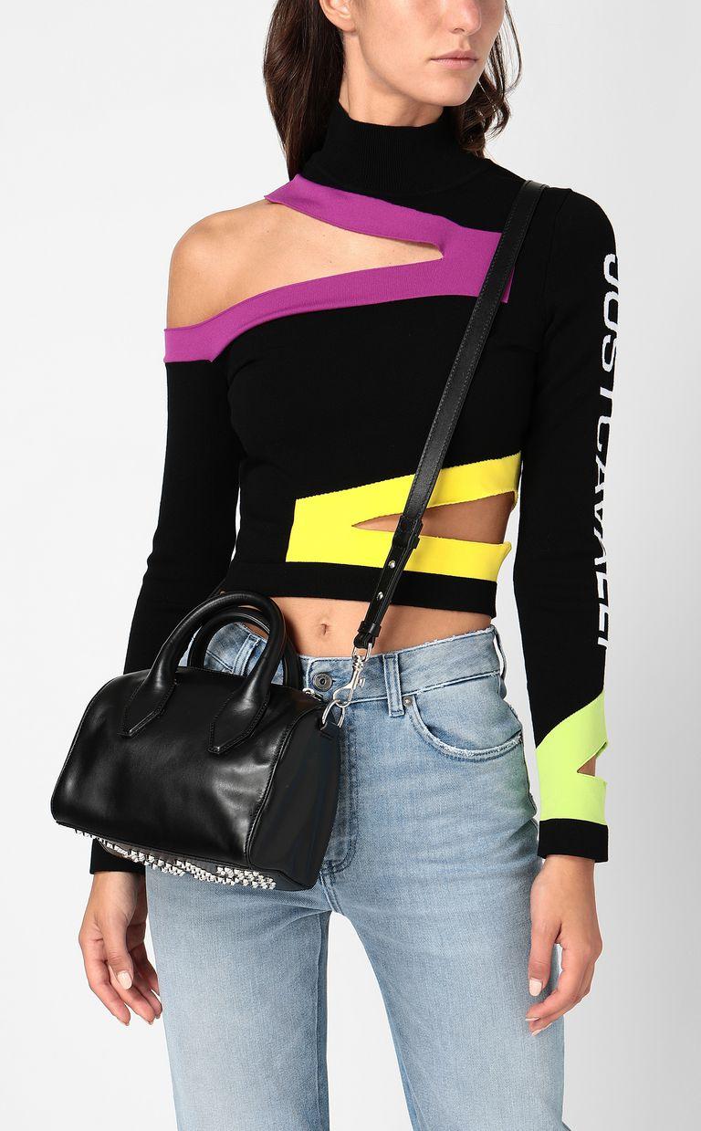 JUST CAVALLI Boston bag with STCA logo Crossbody Bag Woman d