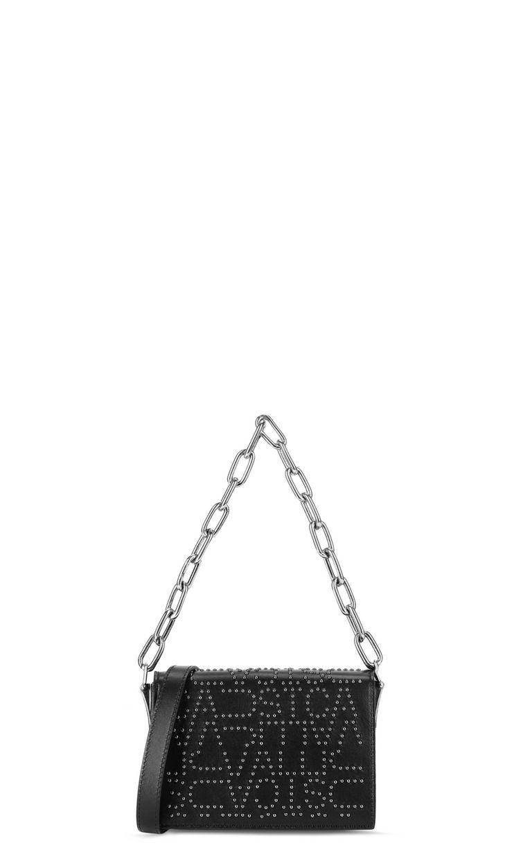 JUST CAVALLI Leather shoulder bag Crossbody Bag Woman f