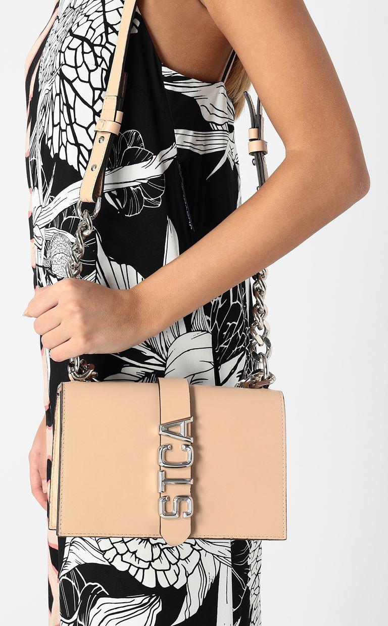 JUST CAVALLI Shoulder bag with logo Crossbody Bag Woman d