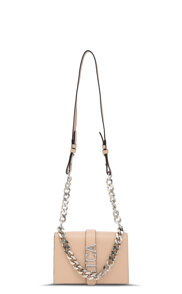 JUST CAVALLI Shoulder bag with logo Crossbody Bag Woman f