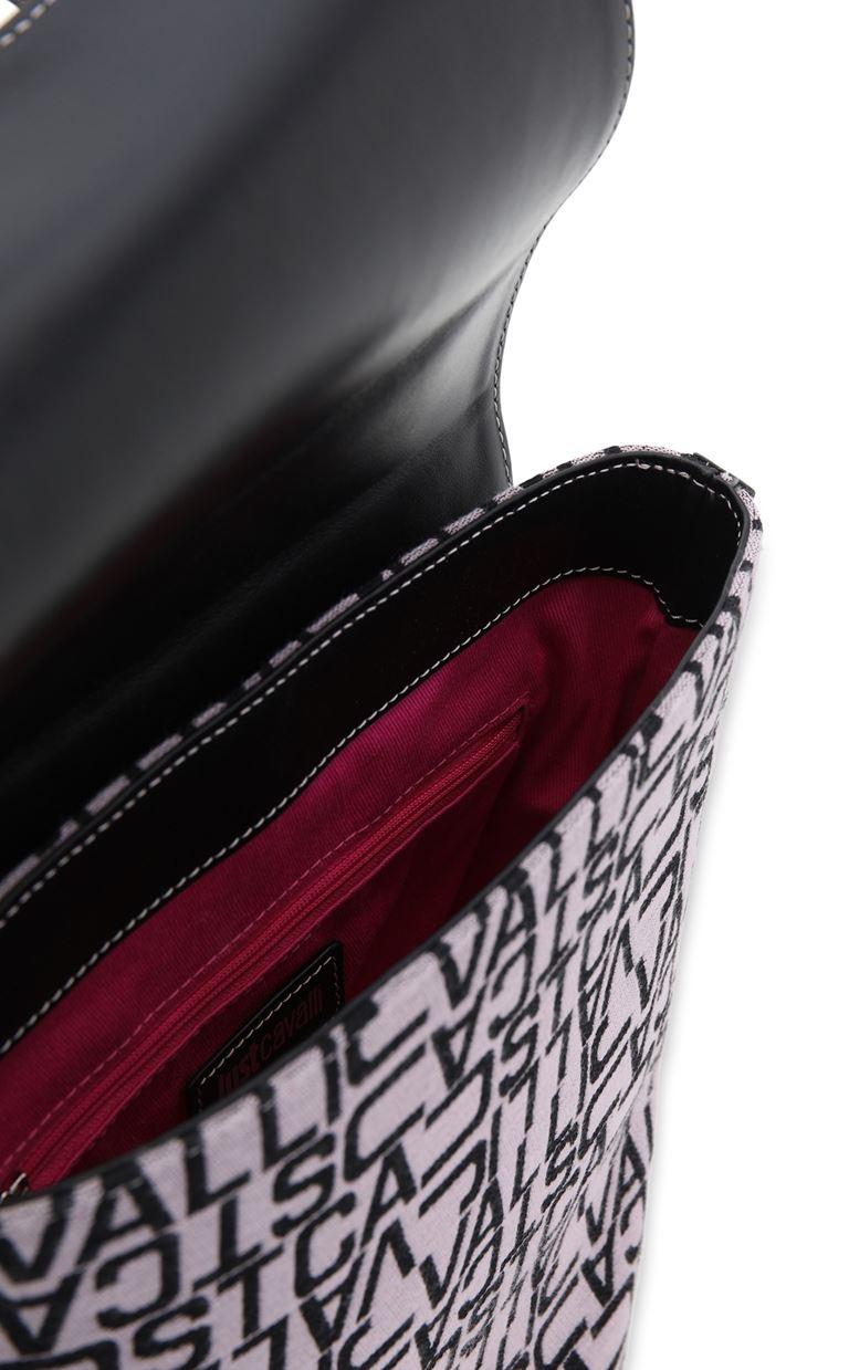 JUST CAVALLI Logoed backpack Crossbody Bag Woman a