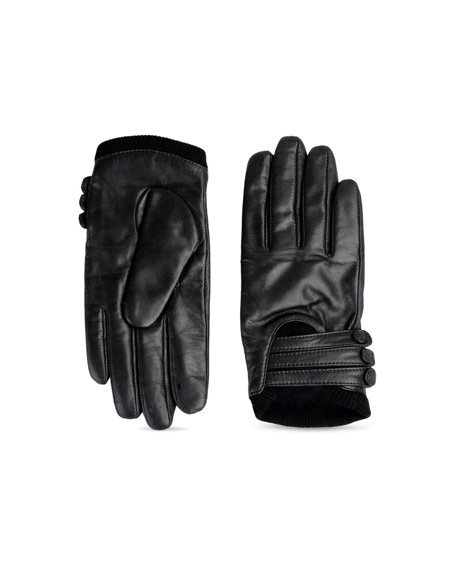 adidas leather gloves