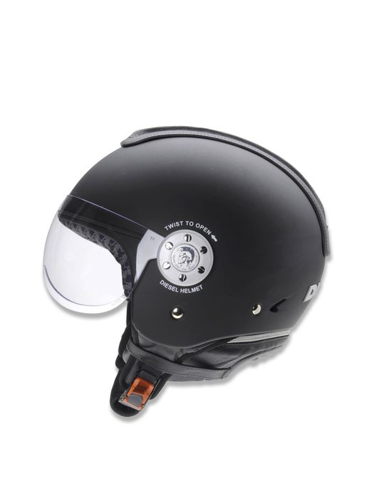 LIVING MOWIE BLACK Casco E f