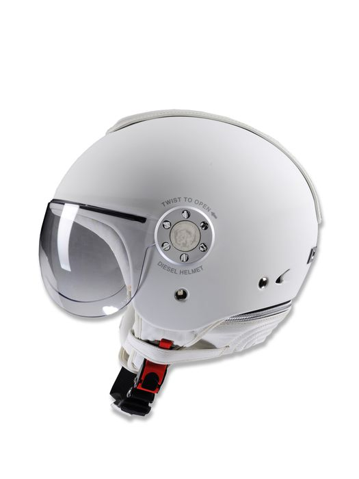 LIVING MOWIE MAT WHITE Casque E f