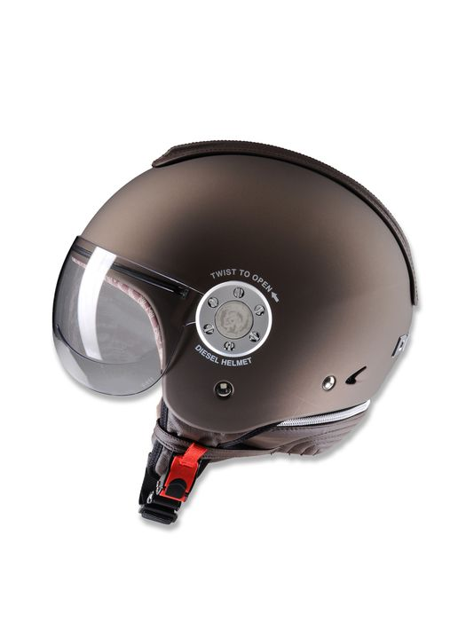 LIVING MOWIE MAT BRONZE Casque E f