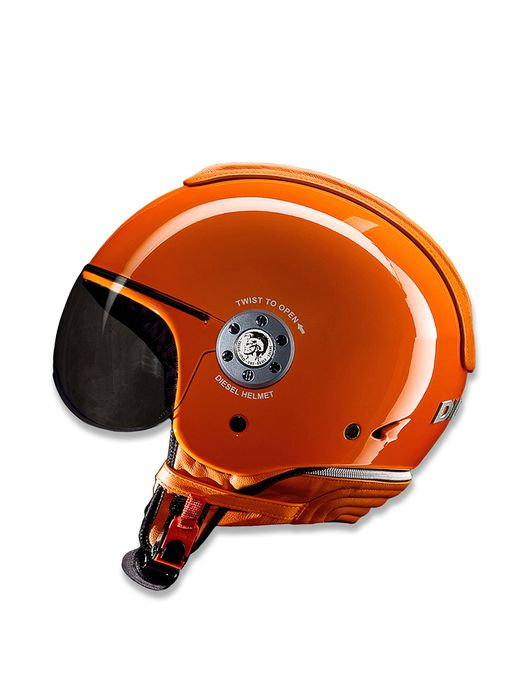 LIVING MOWIE ORANGE Casco E f