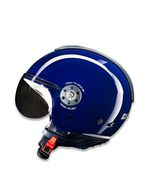 LIVING MOWIE BLUE Casco E f