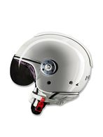 LIVING MOWIE LIGHT GREY Helmet E f