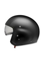 LIVING HI-JACK GREY/BLACK MATT Casco E f