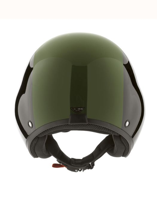 LIVING HI-JACK BLACK/GREEN Helmet E r