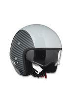LIVING HI-JACK WHITE/STRIPES Casco E r