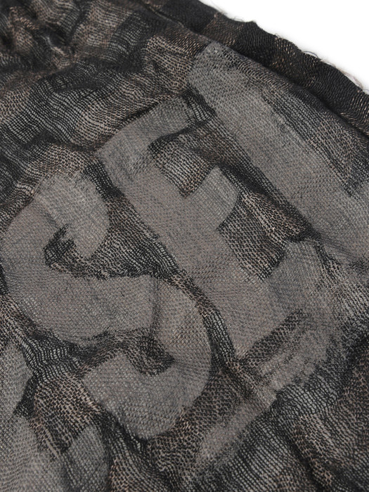 DIESEL SABRI Scarf & Tie D d