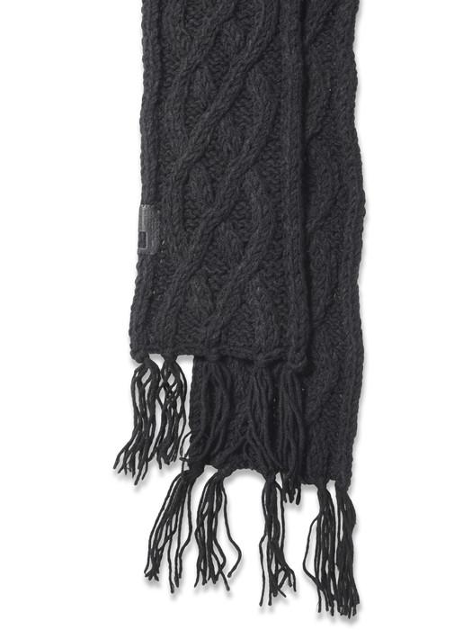 DIESEL K-ABEDIN Bufandas y corbatas U f