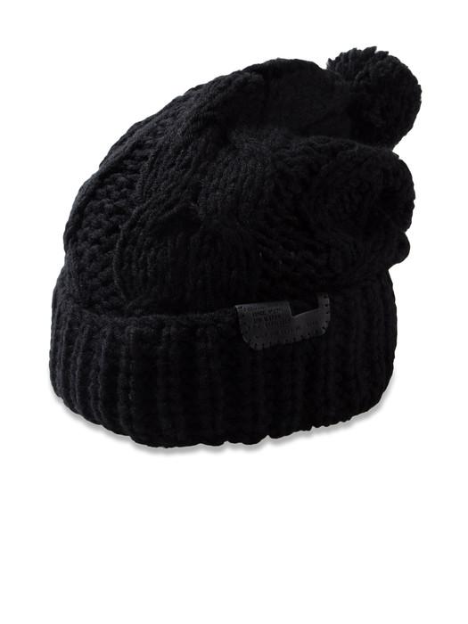DIESEL K-MATCHING Caps, Hats & Gloves U f