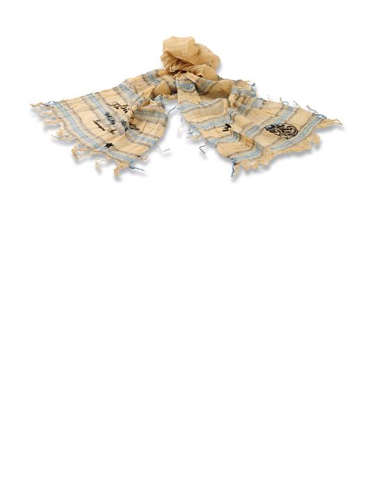 DIESEL SHIPPY Bufandas y corbatas U r