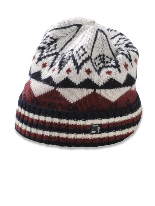 DIESEL K-FUAD Gorros, sombreros y guantes U f