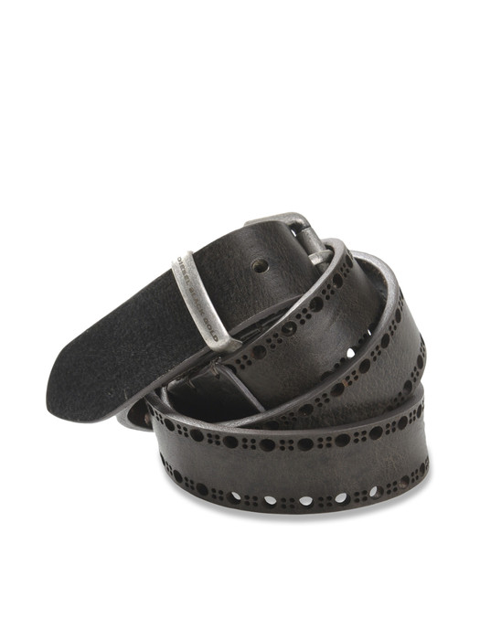 DIESEL BLACK GOLD CINCEN-ROCK Belts U f