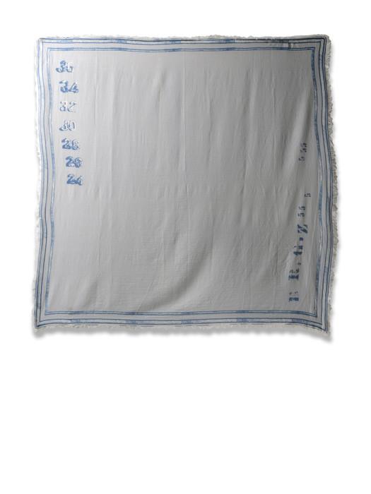DIESEL SMAIA Bufandas y corbatas U f