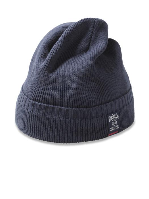 DIESEL C-APRI Bérets, chapeaux et gants U f