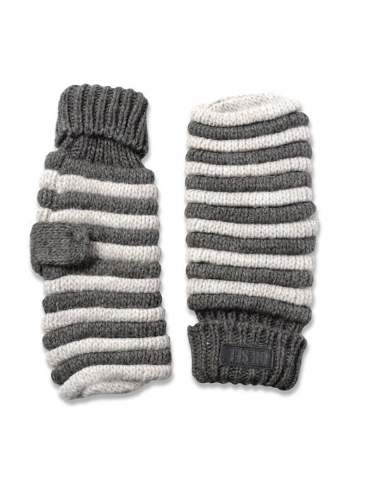 DIESEL KEL-GLOVE Gorros, sombreros y guantes D r