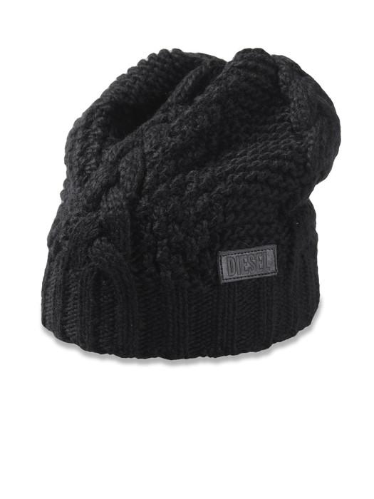 DIESEL KAR-BEAN Caps, Hats & Gloves D f