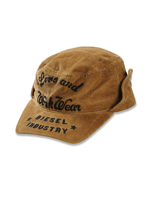 DIESEL CHAVERT Caps, Hats & Gloves U f