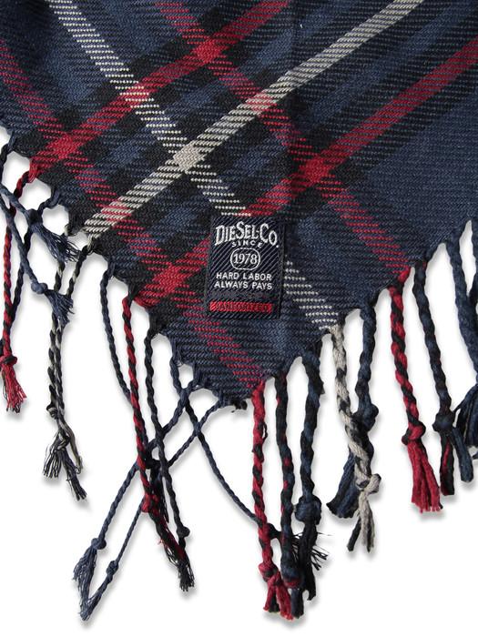 DIESEL SBLAKET Bufandas y corbatas U d