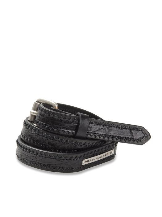 DIESEL BLACK GOLD BATRON Belts D f
