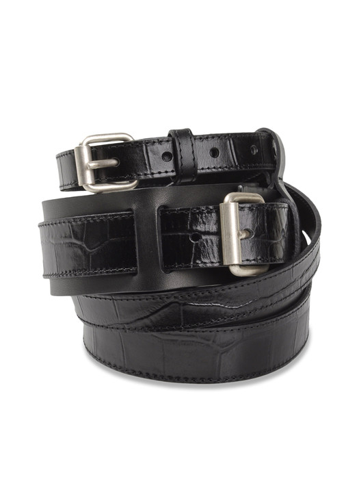 DIESEL BLACK GOLD BLANCK Belts D f