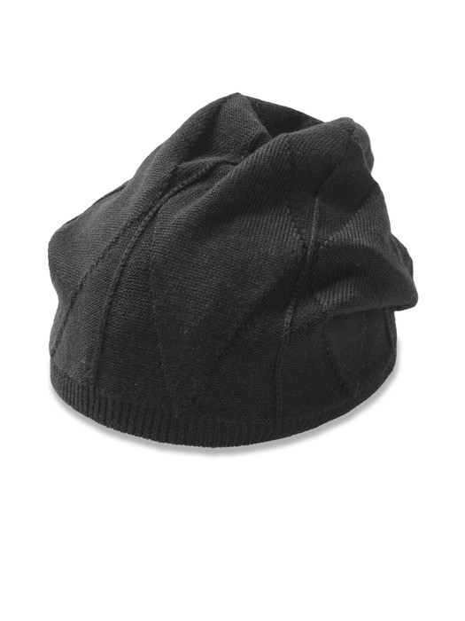 DIESEL BLACK GOLD CAPDIAMOND-KC Caps, Hats & Gloves U f