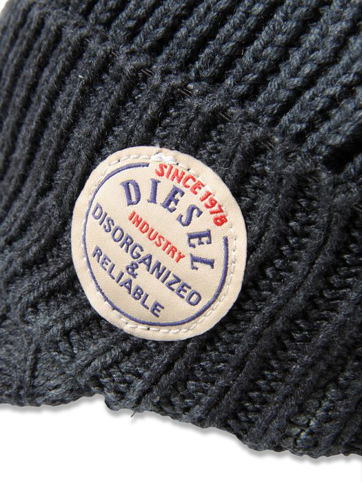 DIESEL FRIOMED Caps, Hats & Gloves U a