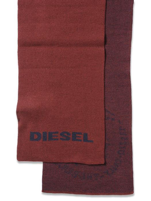 DIESEL RIVETRO Bufandas y corbatas U f