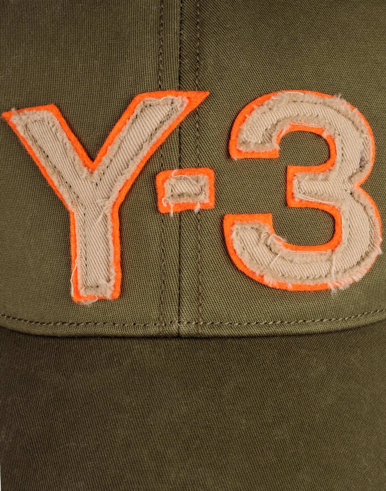 fd8c5edc322 Y-3 Y-3 Vintage Baseball Cap Cap Man r ...