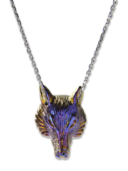 DIESEL BLACK GOLD WOLFYHEAD-LACE-FS Cuff/Bracelet U f