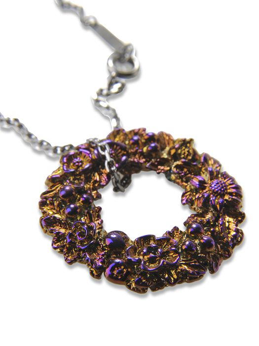 DIESEL BLACK GOLD CROWNLACE-FS Cuff/Bracelet U r