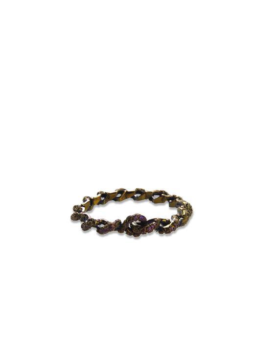 DIESEL BLACK GOLD NENCYDROP-FS Cuff/Bracelet U f