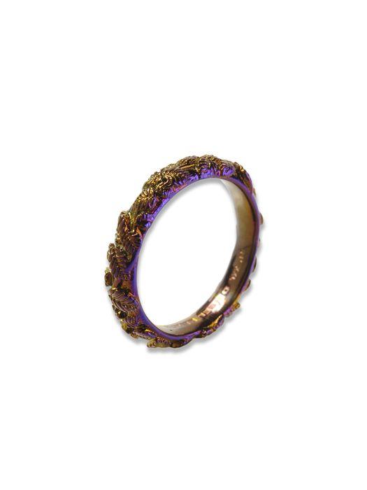 DIESEL BLACK GOLD RULFY-FOREST-FS Cuff/Bracelet U f