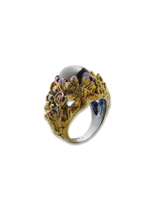 DIESEL BLACK GOLD RONNY-DEEP-FS Bracelet U f