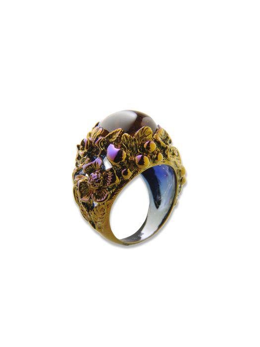 DIESEL BLACK GOLD RONNY-DEEP-FS Cuff/Bracelet U f