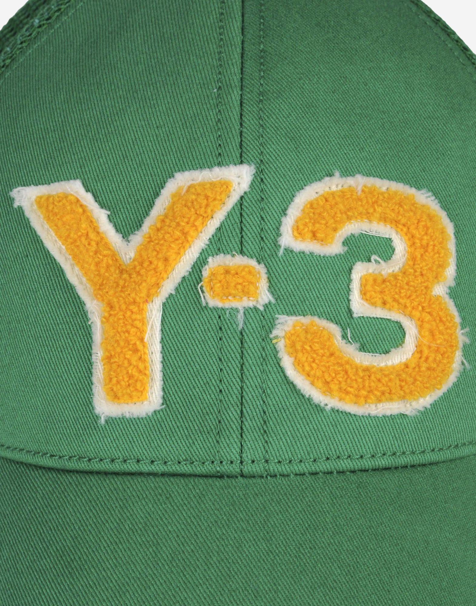 bdafb3354eb Y-3 Y-3 Vintage Cap Cap Man r ...